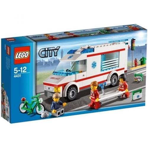 レゴ救急車