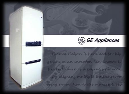 GE冷蔵庫
