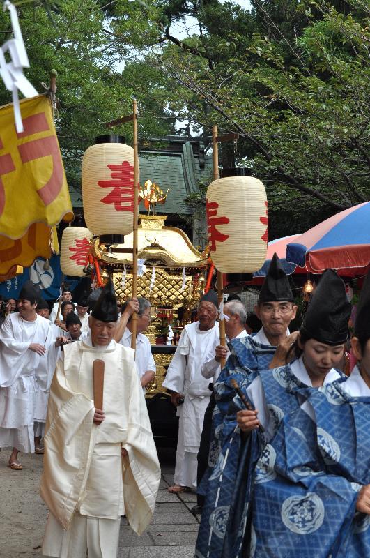 琴平町榎井 春日神社氏子祭り 太鼓台