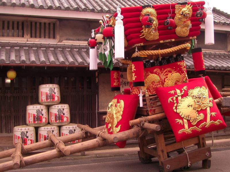 琴平町 春日神社氏子祭り  春日神社例大祭
