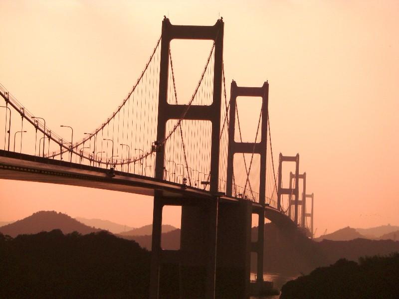 今治市 来島海峡大橋