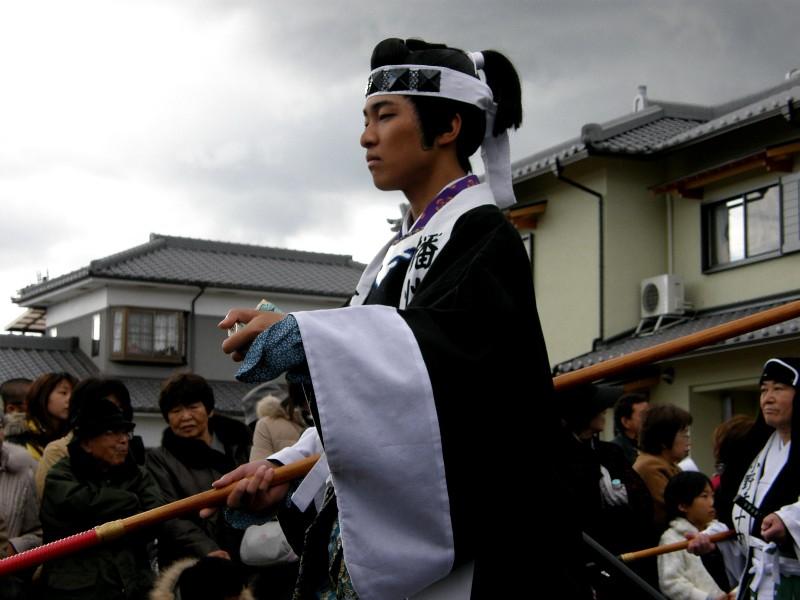 赤穂義士祭 2008年12月14日