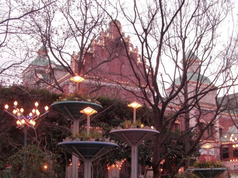 倉敷市 チボリ公園