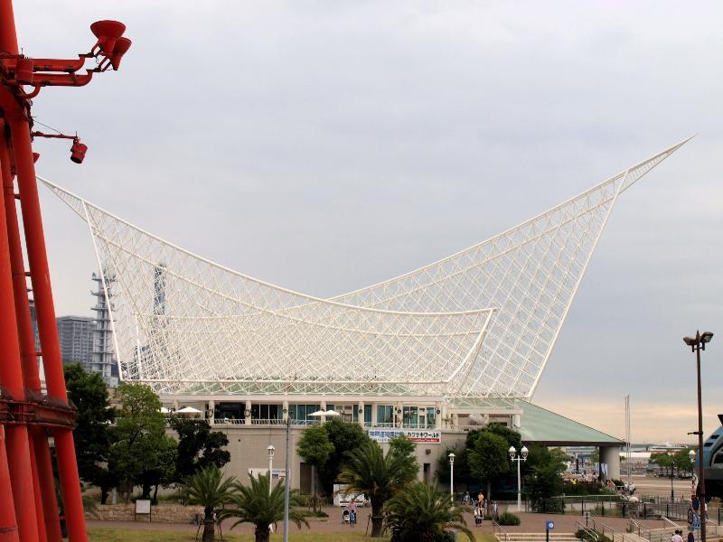神戸海洋博物館 川崎ワールド メリケンパーク