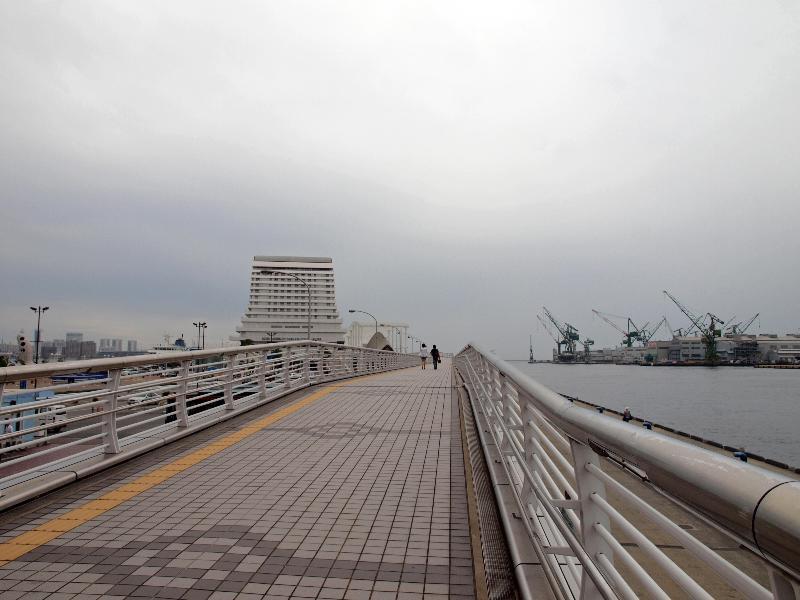 神戸港 メリケンパーク 風景