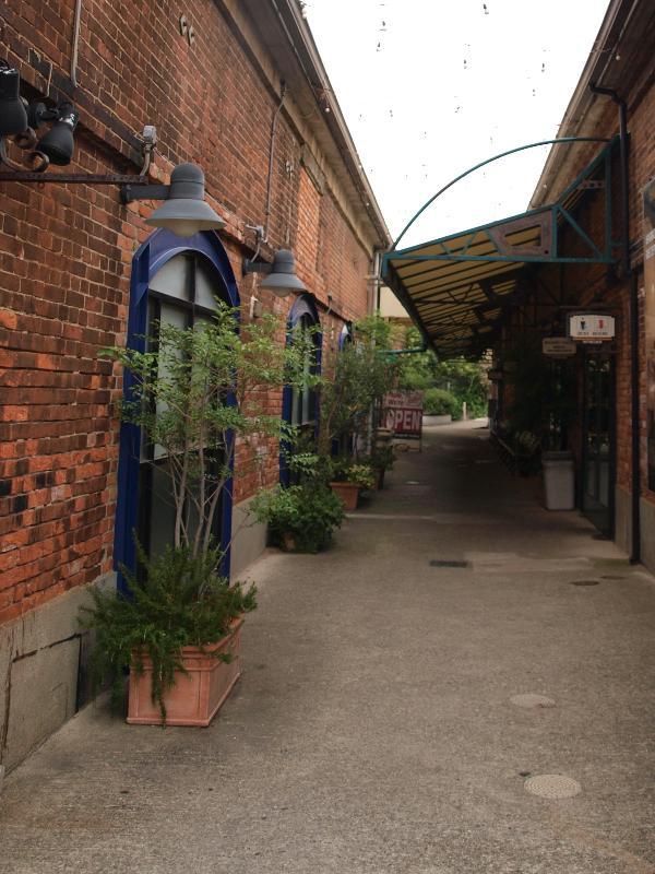 神戸 ハーバーランド レンガ倉庫レストラン
