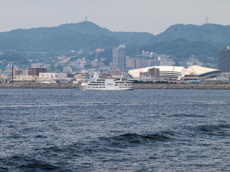 神戸 クルーズ ルミナス神戸2 風景
