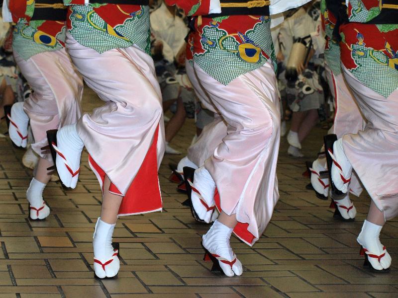 四国中央市 みなと祭 ナイトバザール 池田阿波踊り