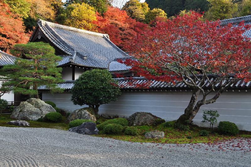 京都市 南禅寺 方丈庭園
