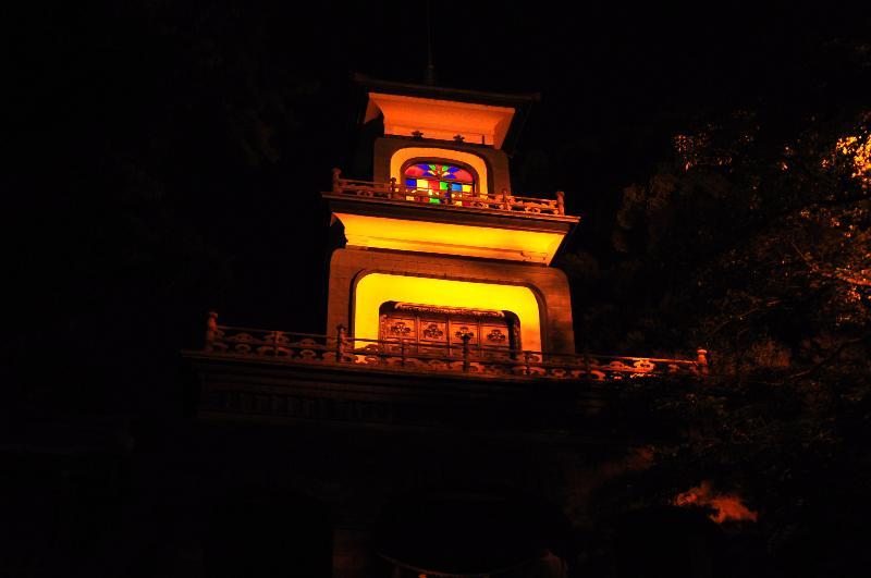 金沢市  尾山神社 夜景
