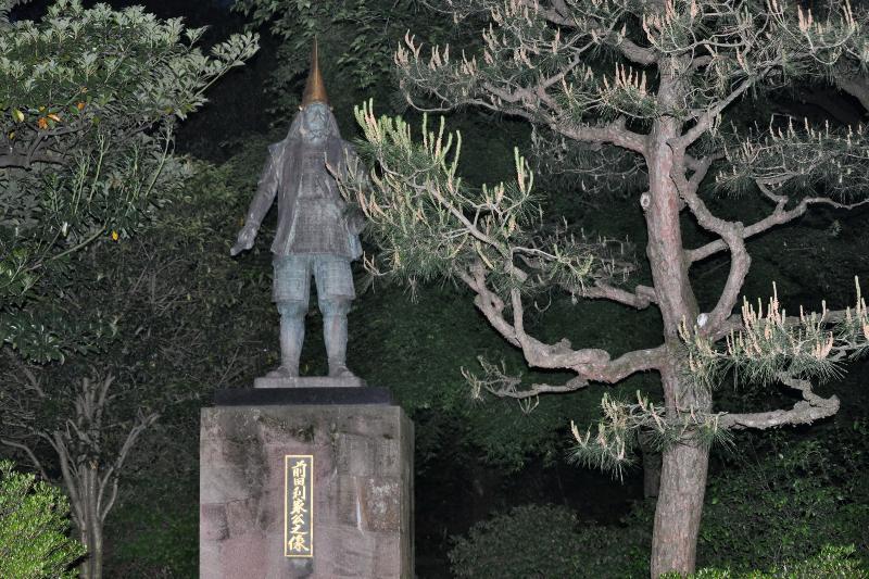 金沢市  お堀通り 夜景