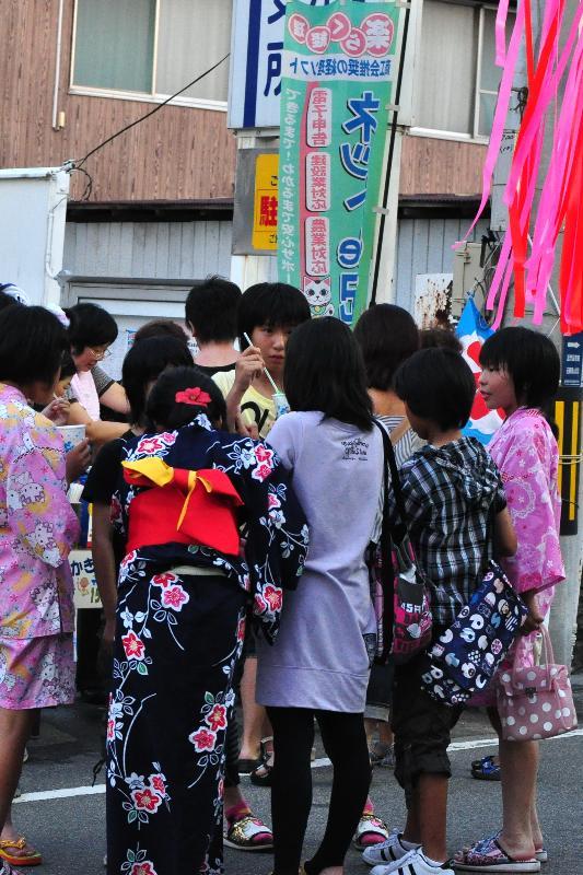 小松町 ふるさと祭り