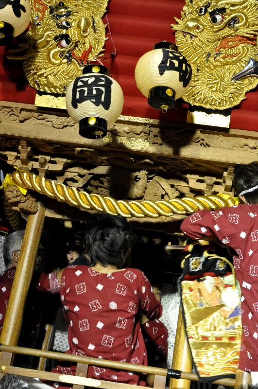 琴平町榎井 春日神社氏子祭り