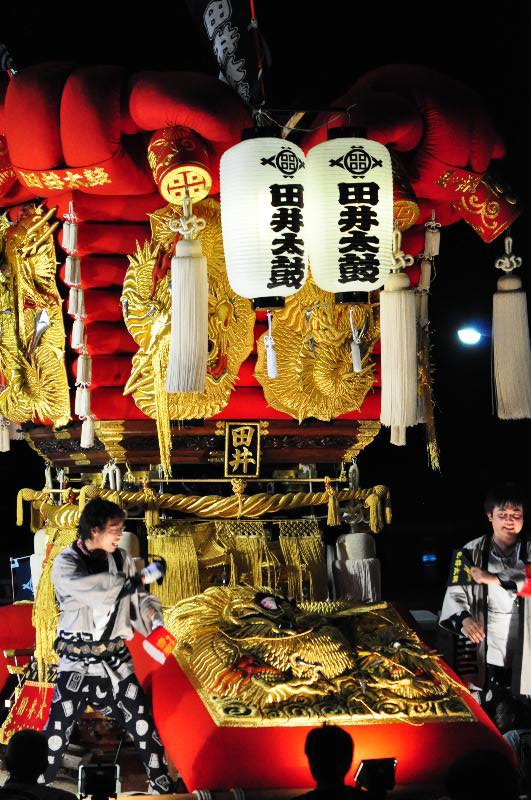 香川県三豊市豊中町 ゆめタウン三豊 とよなか秋の祭り