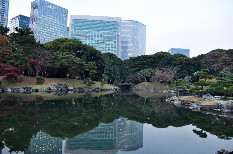 東京都中央区浜離宮庭園 浜離宮恩賜庭園