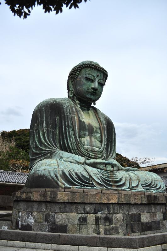 神奈川県鎌倉市長谷  高徳院  鎌倉大仏