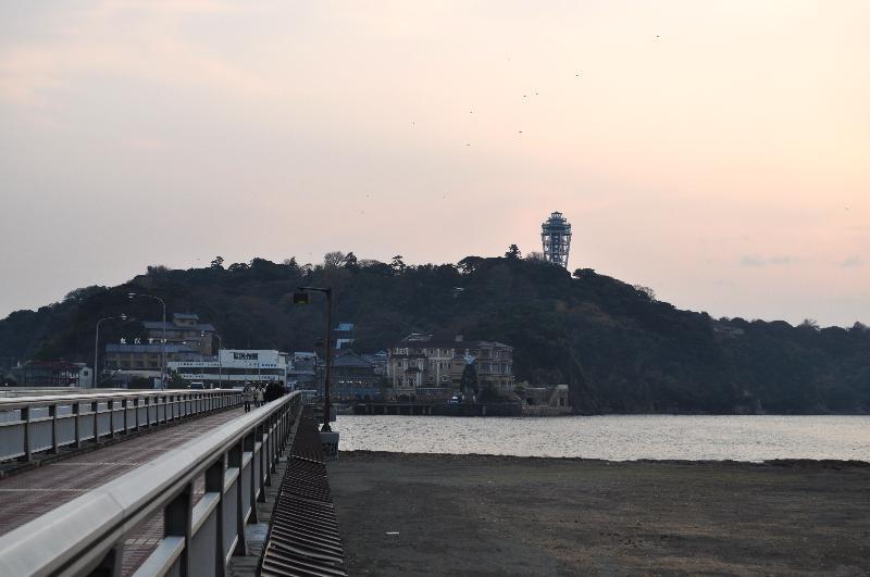 藤沢市 江の島
