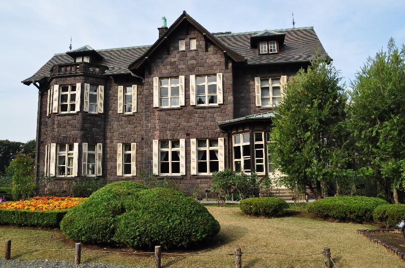 東京都北区西ヶ原一丁目 旧古河庭園