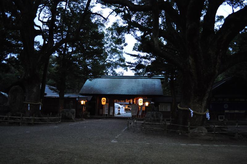西条市 伊曽乃神社
