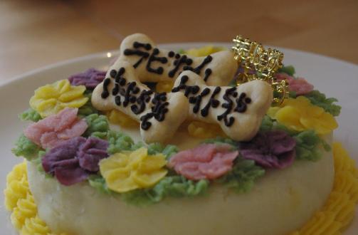 誕生会 カフェ 10 2010.8.1