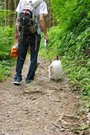 御岳登山 06 2011.7.18
