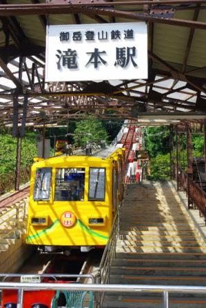 御岳登山 01 2011.7.18