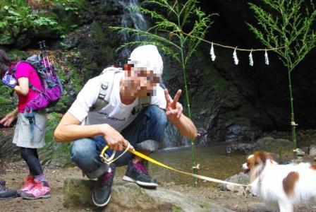 御岳登山 09 2011.7.18