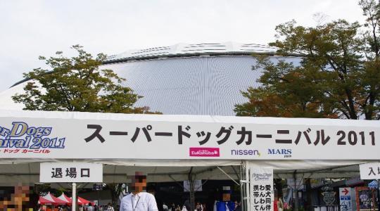 ドッグカーニバル 01 2011.10.9
