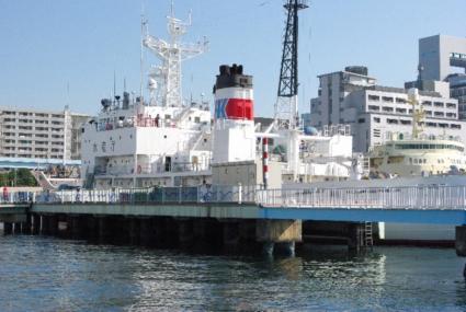 お台場~豊洲 01 2011.11.23