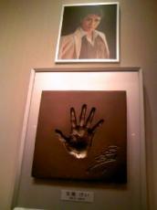 TOKOさんの手
