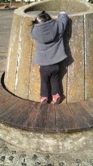 20101212公園遊び
