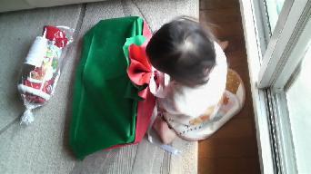 20101225クリスマスプレゼント