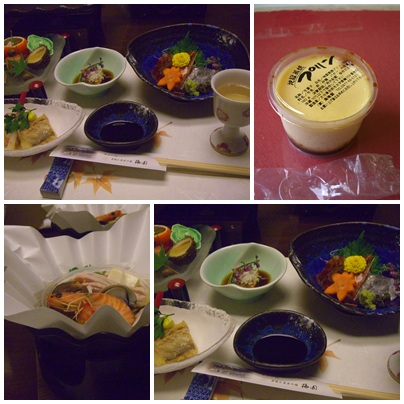 梅園さん 夕食^^