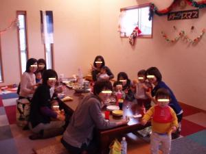 081225貸切クリスマス会