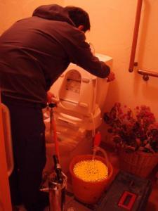 081225トイレ工事