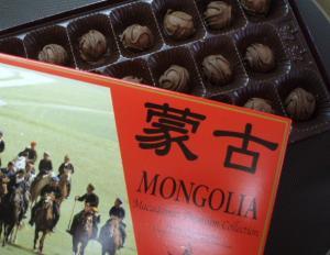 0907モンゴル土産