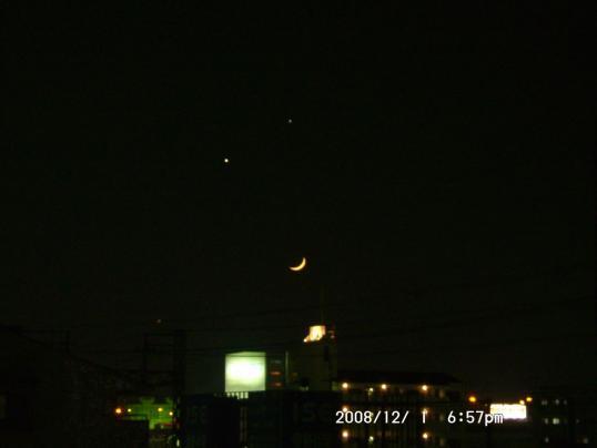21 夜空に浮かぶ顔
