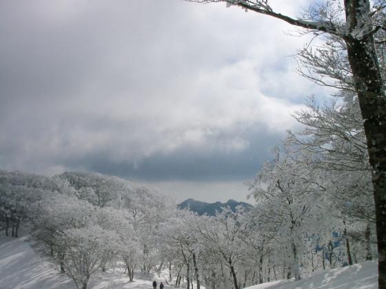 04 前山から池木屋山方面