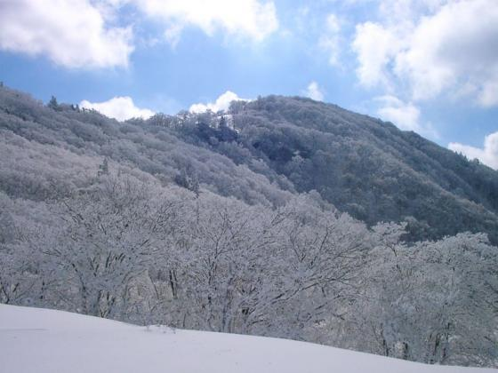 10 明神平から前山