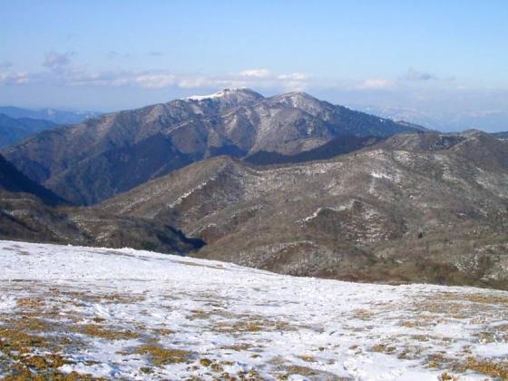 12 武奈ヶ岳