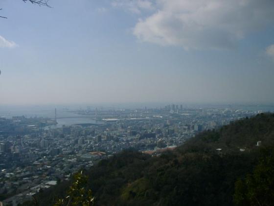 03 城山から神戸