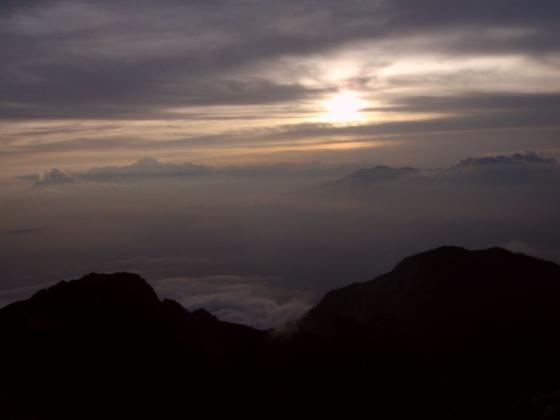 05木曽前岳と麦草岳