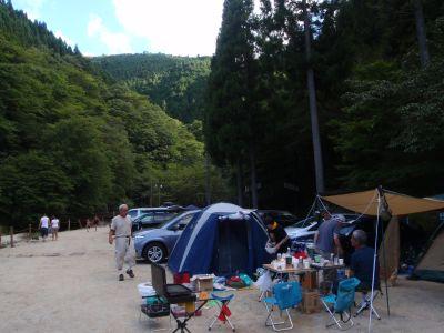 01 原不動滝キャンプ場