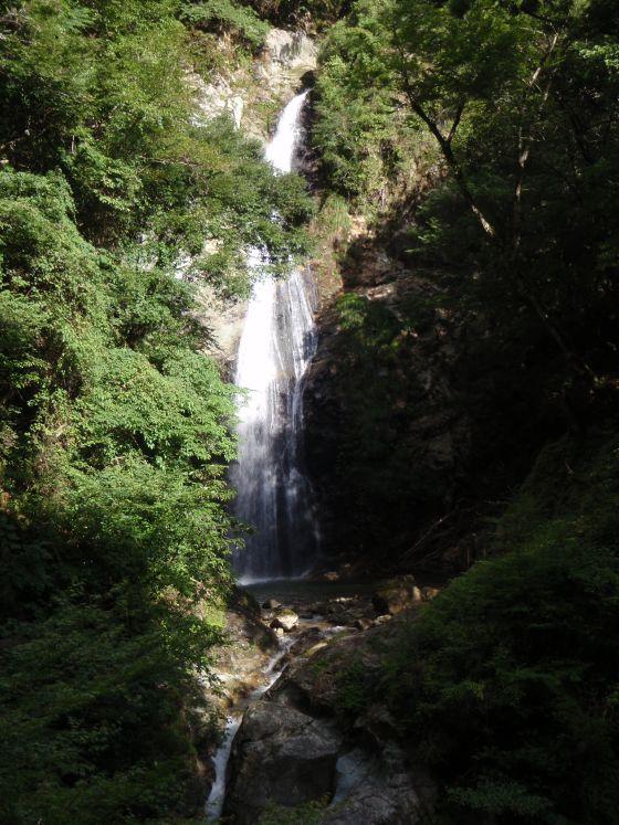 06 二段目の滝