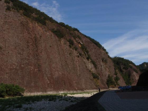 04 一枚岩キャンプ場