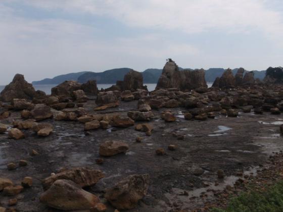 27 橋杭岩