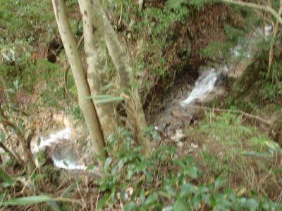10白石滝上から
