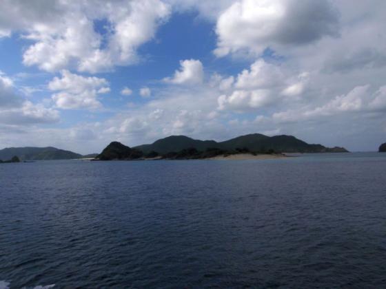 19-4 慶良間の島々