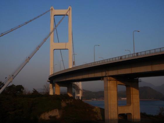 35 来島海峡大橋