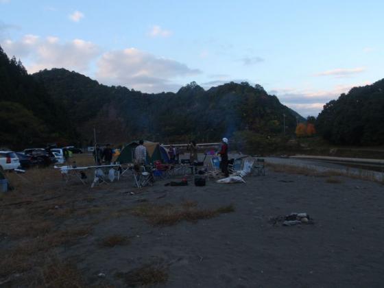 15 木魂キャンプ場